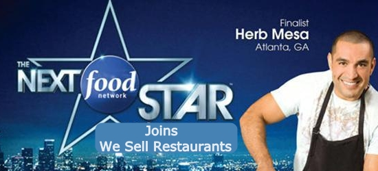 The Next Food Network Star we sell restaurants | next food network star