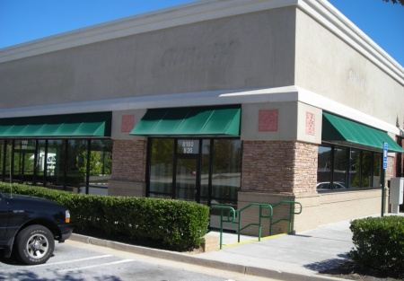 Former Subway Restaurant for Lease in DeKalb County Ready To Serve It Up