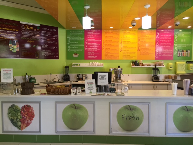 Cafe for Sale is Profitable and Features Juice and Vegan