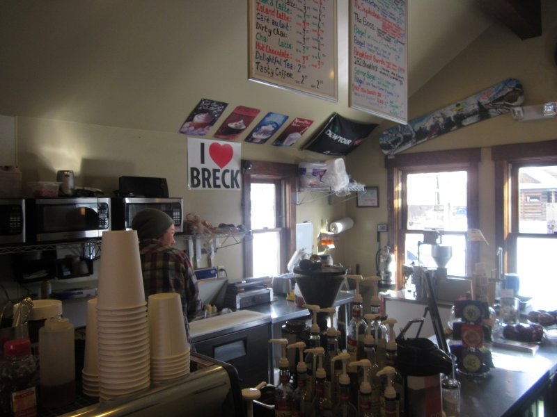 Coffee Shop for Sale on Main Street of Historic Breckenridge, Colorado