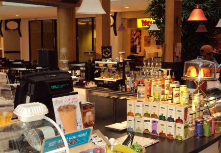 Atlanta Version of Starbucks Coffee Shop for Sale
