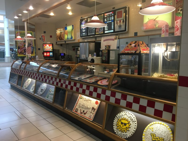 Food Court Bakery in Triangle Area