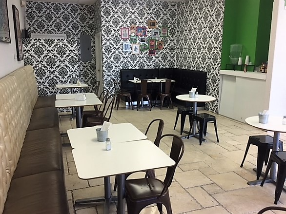 Recently Remodeled Restaurant for Sale in Boca Raton - Close to Beach