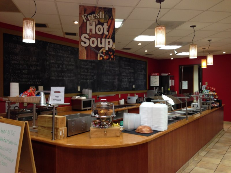 Cafe for sale in Office Building - Plantation Office Park