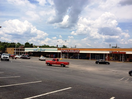 Vacant Restaurant Space for Lease in Tennessee