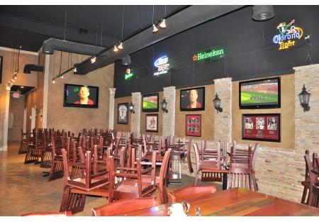 Sports Bar for Sale in Gwinnett County Has It All - Sports, Bar, Music