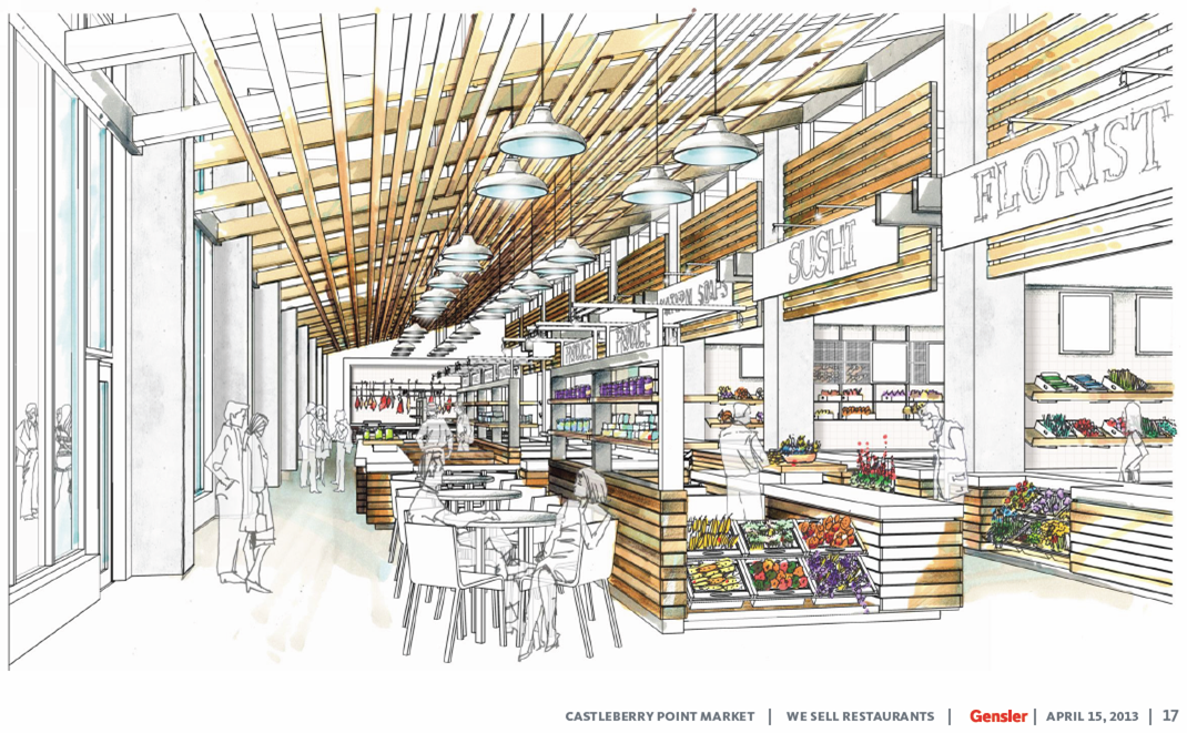 Restaurant Space for Lease for Chefs in Atlanta Culinary Arts Market