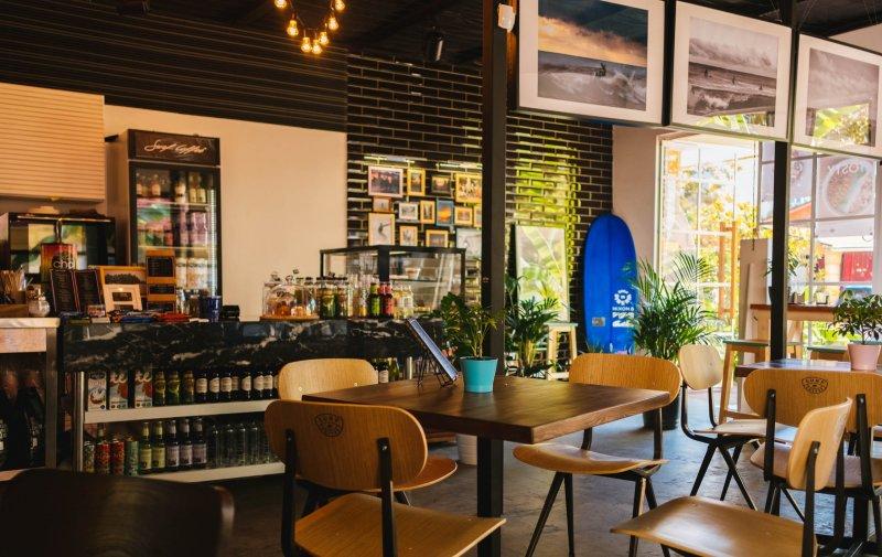 Restaurant Space for Lease in High Income Alpharetta - Strip Center