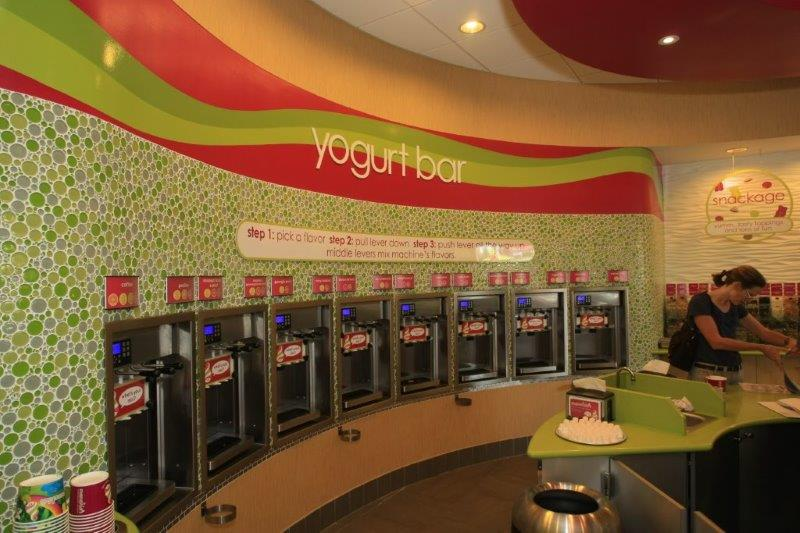 Menchie's Frozen Yogurt Franchise for Sale in Georgia