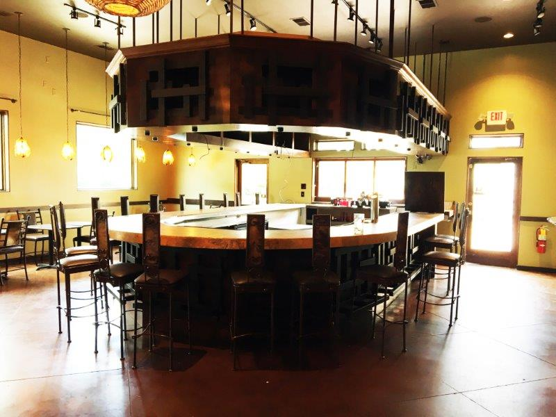 Restaurant Space for Lease in Roswell Georgia is Fully Equipped