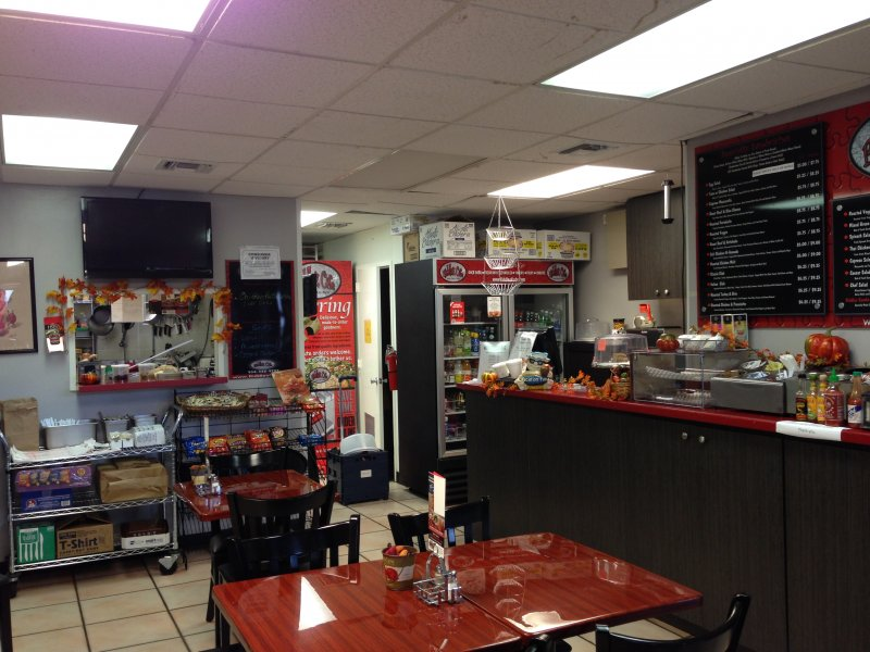Cafe for Sale in Ft. Lauderdale. Low Rent and Owner Financing Available