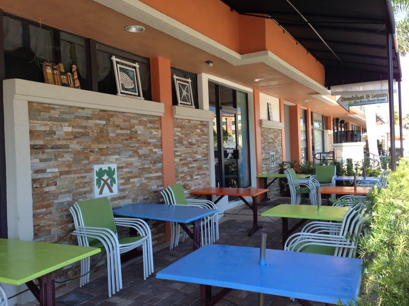 Cafe for Sale for Sale in Palm Beach County--steps away from beach