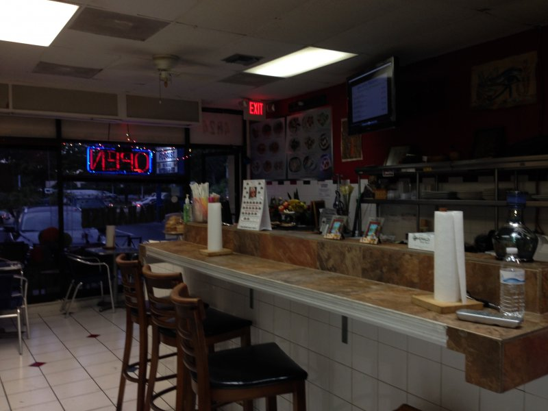 Pita Restaurant for Sale in Ft. Lauderdale with Extremely Low Rent