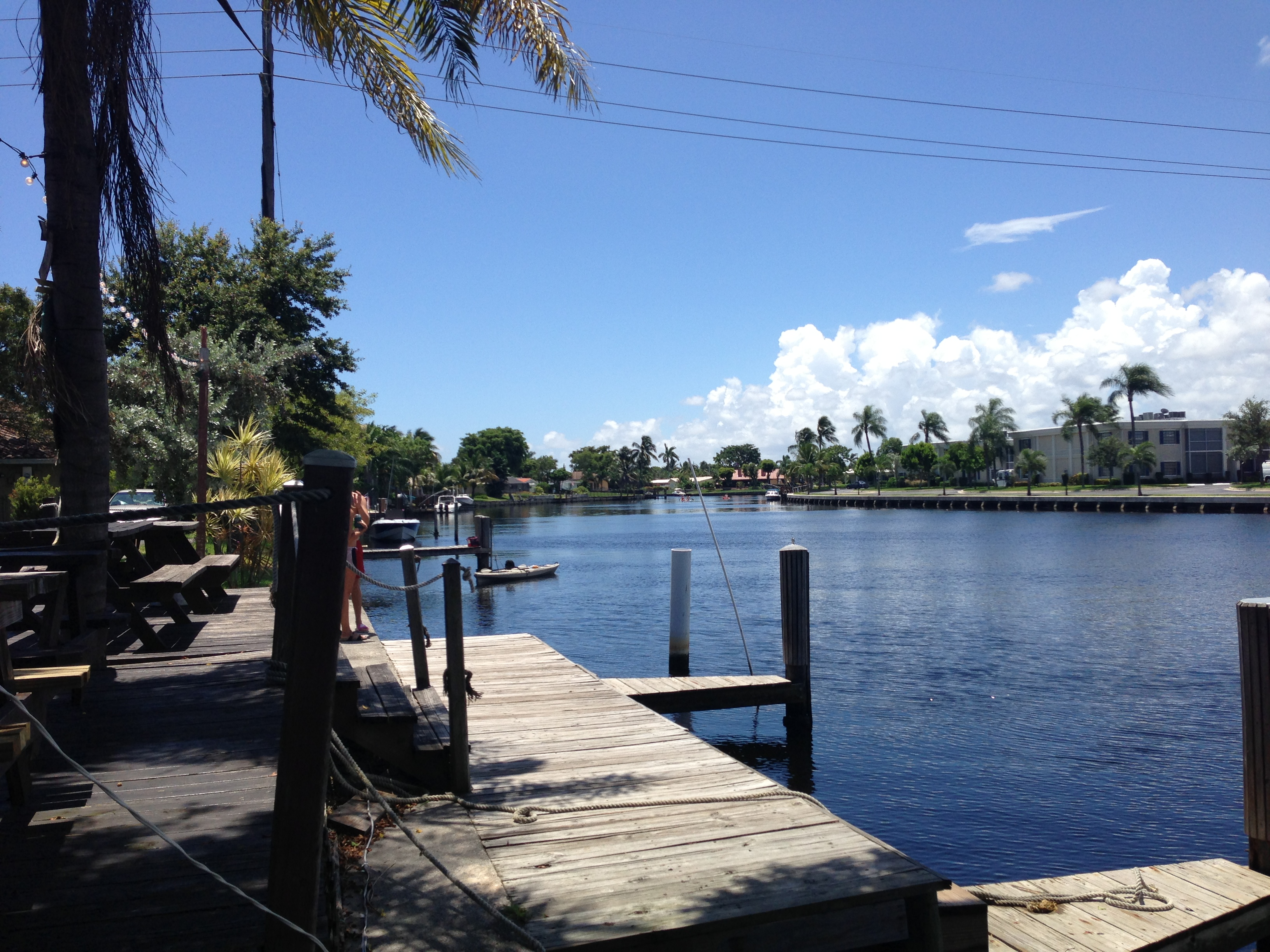 Waterfront Restaurant for Sale with Tiki Bar, Dock, Outdoor Patio