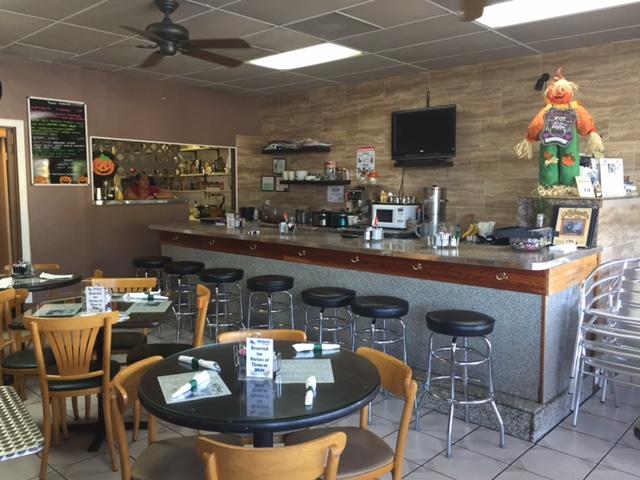 Cafe for Sale serves Breakfast & Lunch - 6 Figure Earnings!