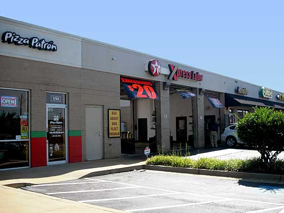 Former Blimpie's Restaurant for Lease - FREE to Qualified Tenant