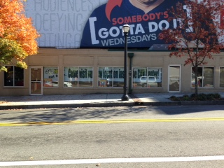 Former Subway Restaurant Space for Lease Centennial Olympic Park Drive
