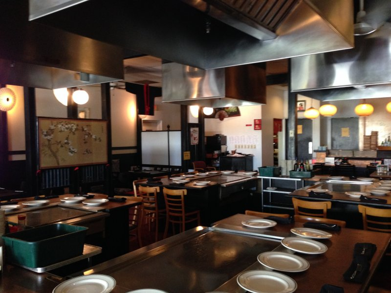 Japanese SteakHouse Restaurant for Sale in Jupiter Florida
