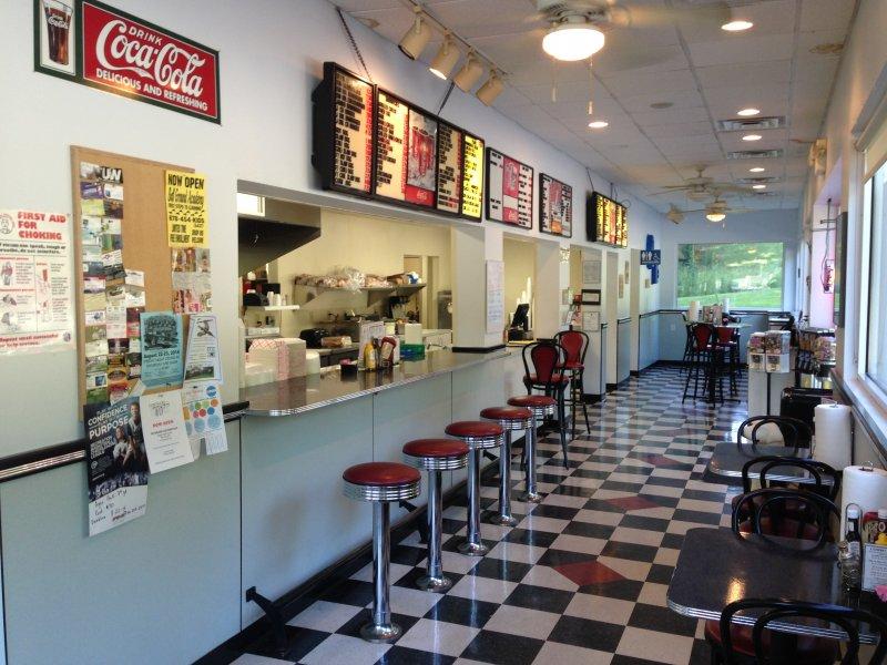Diner Restaurant for Sale Includes the Real Estate!