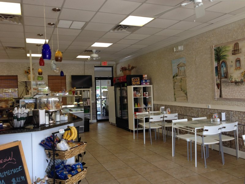 Cafe for Sale at Beach features Gelato and More - Easy to Run