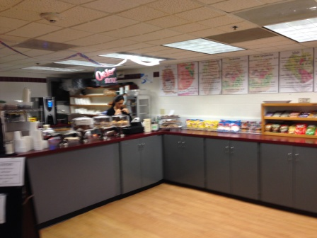 Cafe for Sale in Boca Raton-- Located within attractive office building