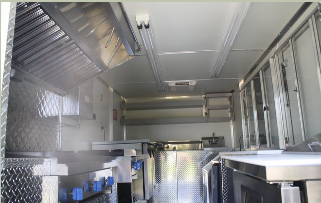 Food Truck for Sale -- Ready for new concept today!