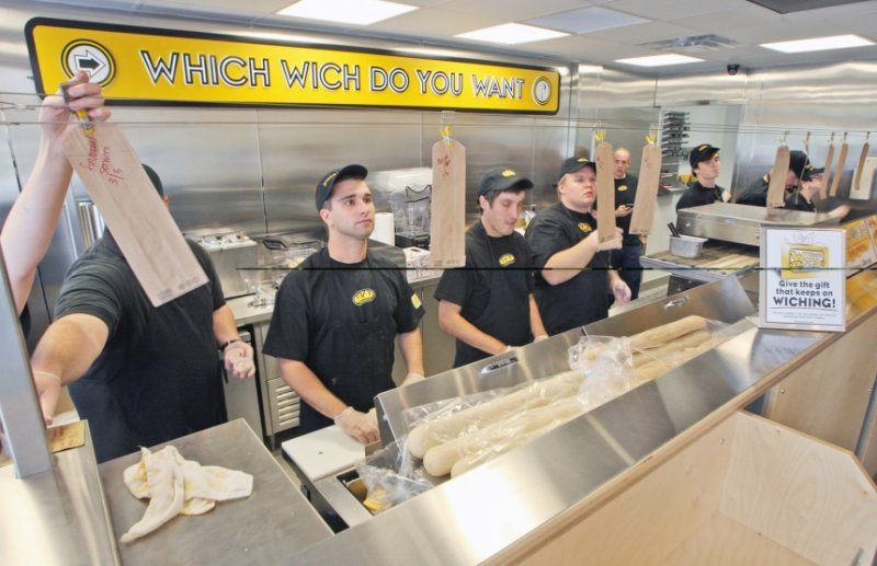 Which Wich Franchise Restaurant for Sale in University Town