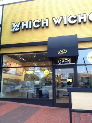 Which Wich Sandwich Franchise for Sale Research Triangle North Carolina