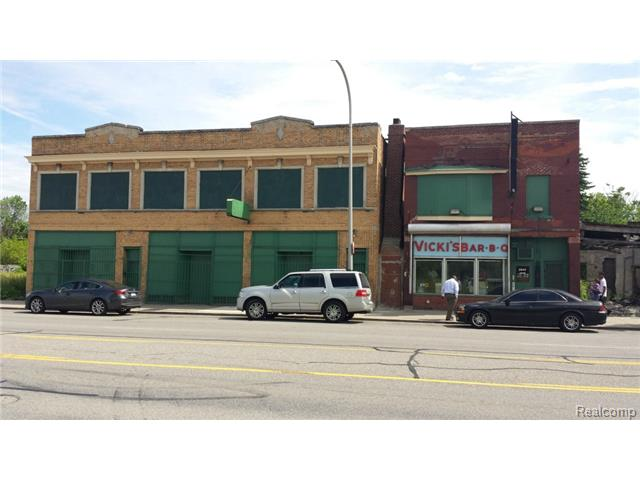 BBQ Restaurant for Sale in Detroit Michigan INCLUDES Real Estate