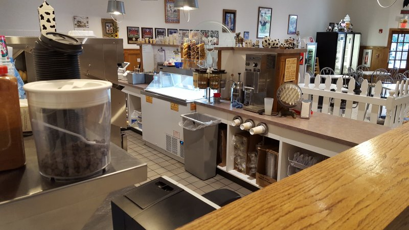 Ice Cream Shop for Sale is Established and Profitable Opportunity