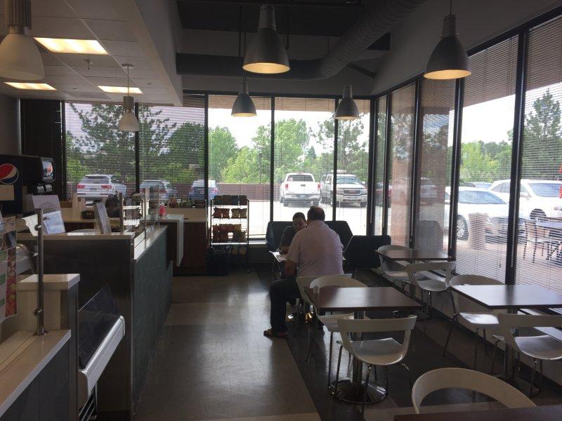 Profitable Office Building Cafe for Sale in Denver, Colorado DTC Area!!