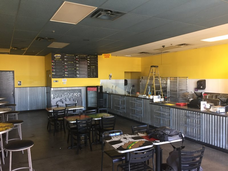 Vacant Restaurant Space for Lease Denver - Some Equipment Included