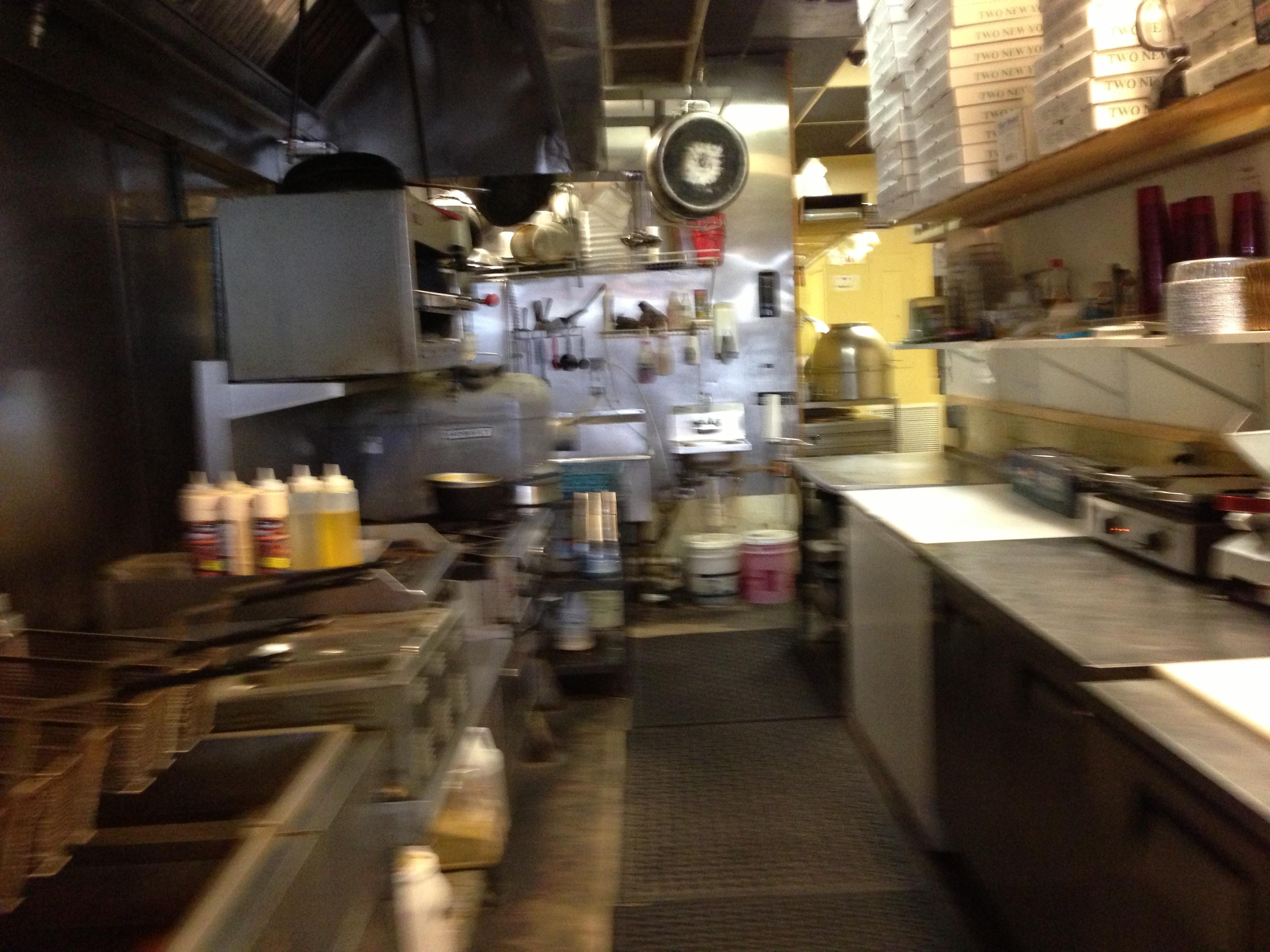 Turnkey Pizza Restaurant in West Boca for Lease - 10K Key Money