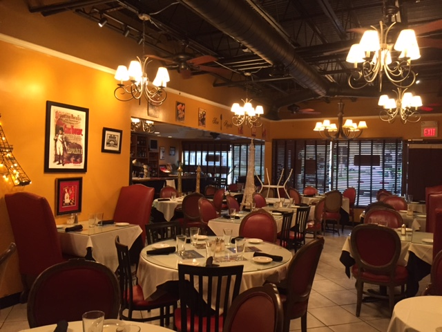 Popular French Bistro for Sale in Broward County