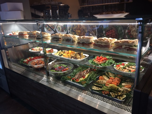 Cafe for Sale and Italian Bakery in High Volume Business Area