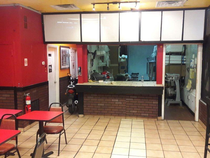 Inman Park Atlanta Restaurant For Sale - $1000 per Month Rent!