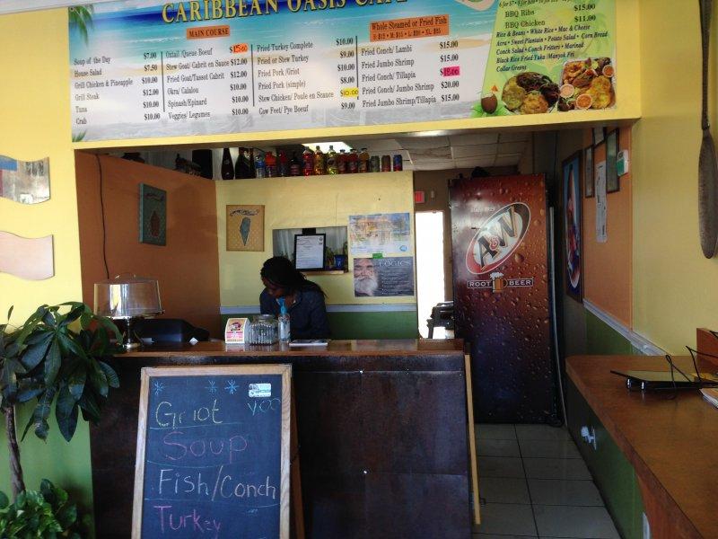 Caribbean Quick Service Restaurant QSR for Sale in Pembroke Pines