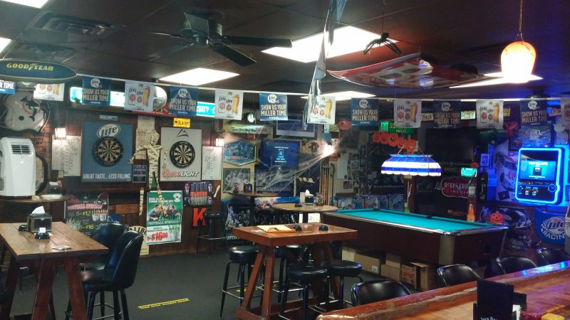 Sports Bar and Grill for Sale - 4COP License - Owner Financing!