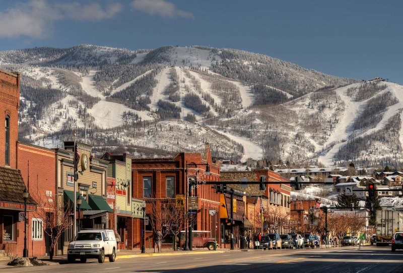 Fine Dining Restaurant for Sale in Major Colorado Ski Resort Town