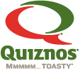 Quiznos Franchise Restaurant for sale Florida - Sales Trending Upward