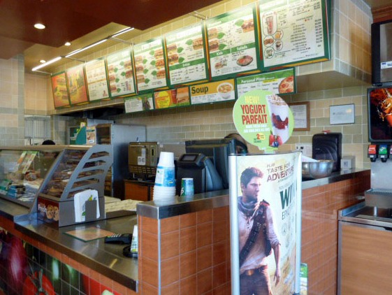 Subway Restaurant Franchise for Sale  in Georgia
