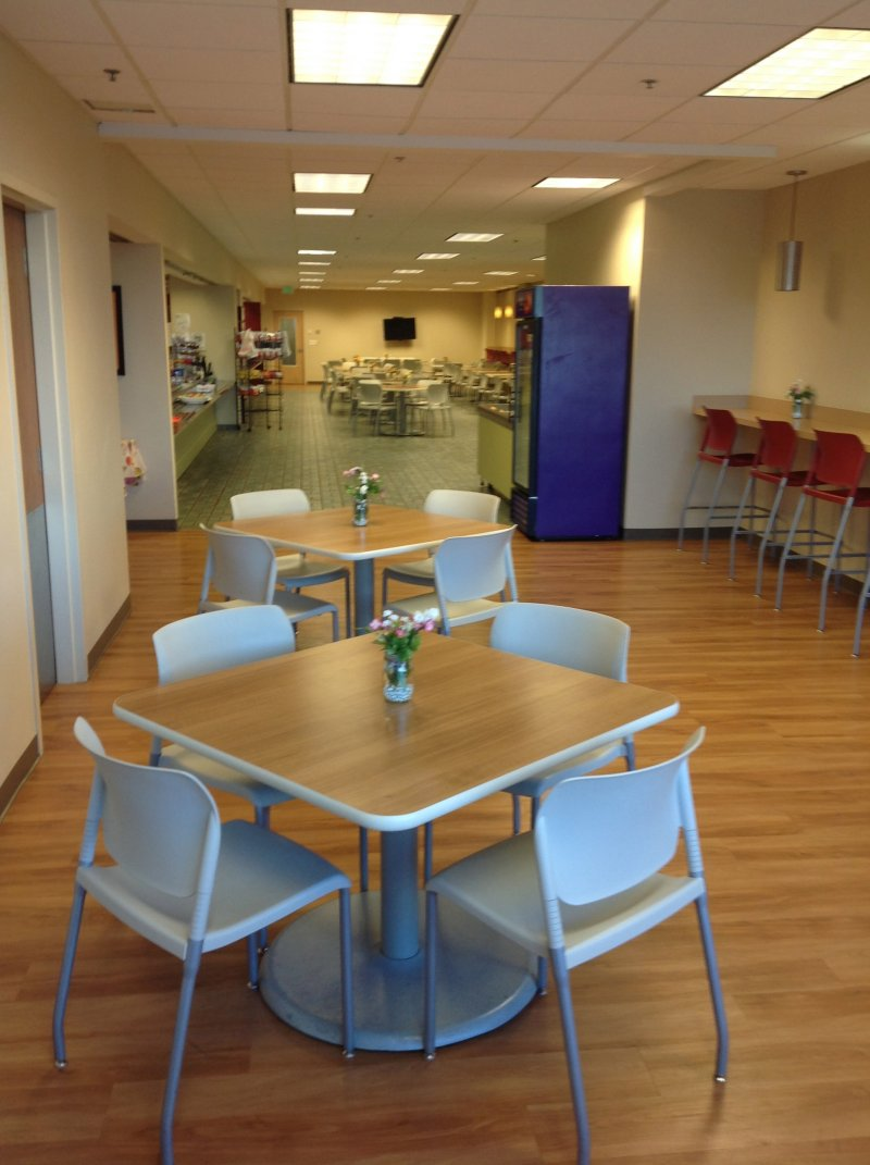Office Cafe for Sale with Catering Contracts -- Owner Profit over $250K Year