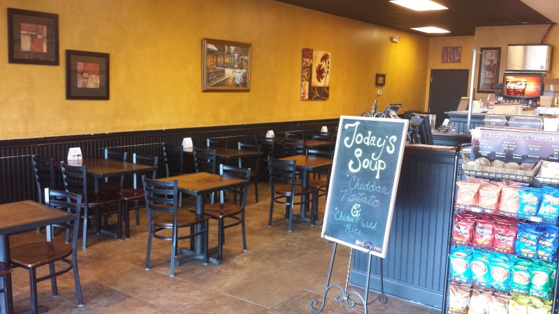 Sub Sandwich Shop for Sale in Forsyth County. No Franchise Fees.