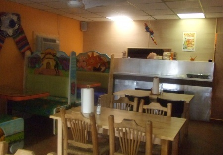 Mexican Restaurant for Sale in Georiga - Great Rent