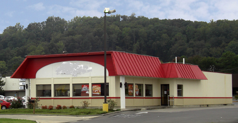 Former Fast Food Restaurant for Sale or Lease in Georgia