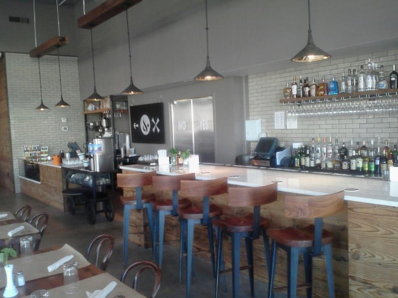 Bistro and Bar for Sale In Town is Trendy & Priced to Move