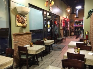 End Cap Restaurant Space for Lease with Drive-thru for lease in Dekalb County