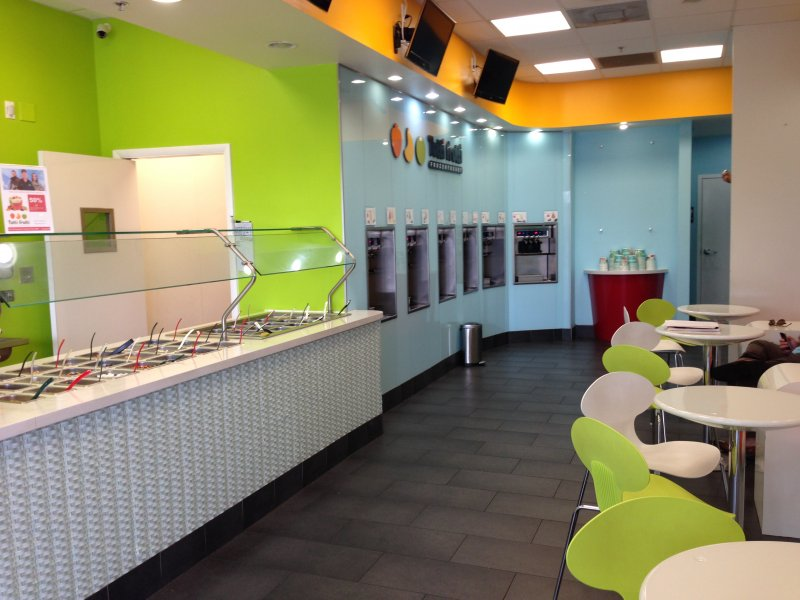 Frozen Yogurt Shop for Sale in South FL -- Great licensing opportunity!!