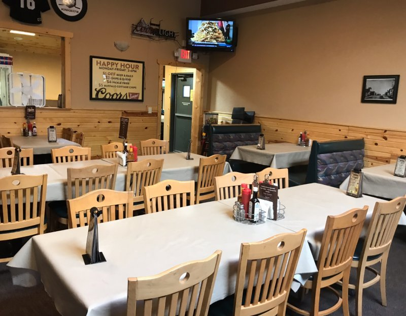 Bar and Restaurant for Sale - 50K Down and Owner Carry!
