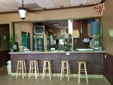 Newly Remodeled Pizza Shop for Sale Offered at Pennies on the Dollar